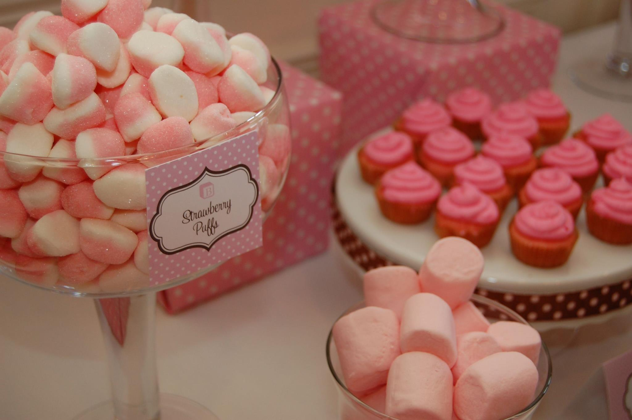 Sugar And Spice Baby Shower Candy Buffet Blog